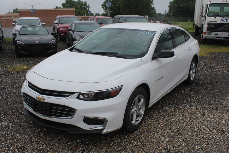 2018 Chevrolet Malibu LS  city MD  South County Public Auto Auction  in Harwood, MD