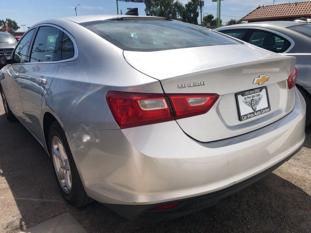 2018 Chevrolet Malibu LS CAR PROS AUTO CENTER (702) 405-9905 Las Vegas, Nevada 2