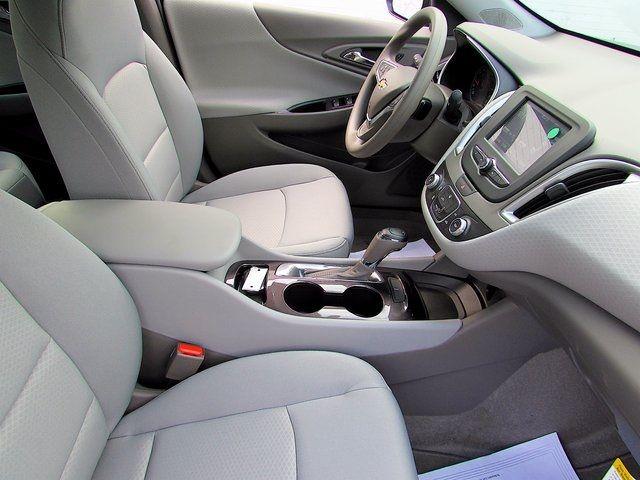 2018 Chevrolet Malibu LS Madison, NC 35