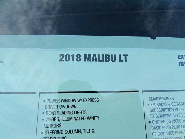 2018 Chevrolet Malibu LT Madison, NC 42