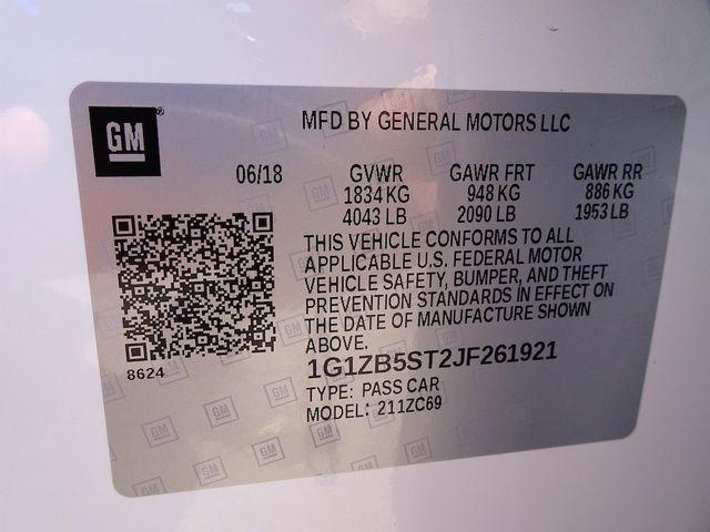 2018 Chevrolet Malibu LS Madison, NC 52