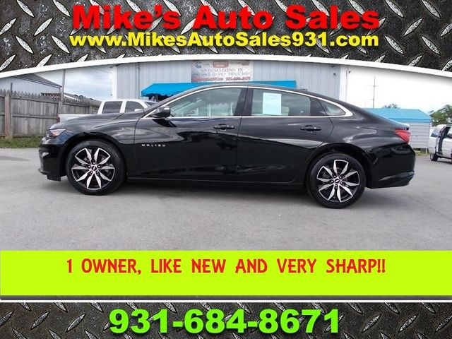 2018 Chevrolet Malibu LT Shelbyville, TN