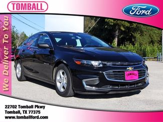 2018 Chevrolet Malibu LS in Tomball, TX 77375