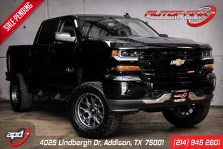 2018 Chevrolet Silverado 1500 LT Lifted w/ FUEL Wheels in Addison, TX 75001