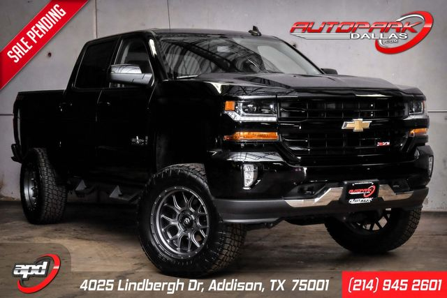 2018 Chevrolet Silverado 1500 LT Lifted w/ FUEL Wheels