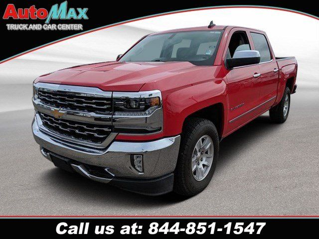 2018 Chevrolet Silverado 1500 LTZ in Albuquerque, New Mexico 87109