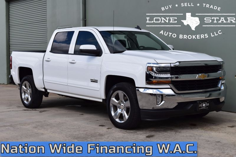 2018 Chevrolet Silverado 1500 LT   Arlington, TX   Lone Star Auto Brokers, LLC