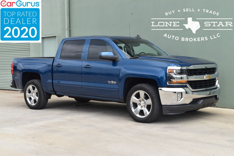 2018 Chevrolet Silverado 1500 LT | Arlington, TX | Lone Star Auto Brokers, LLC