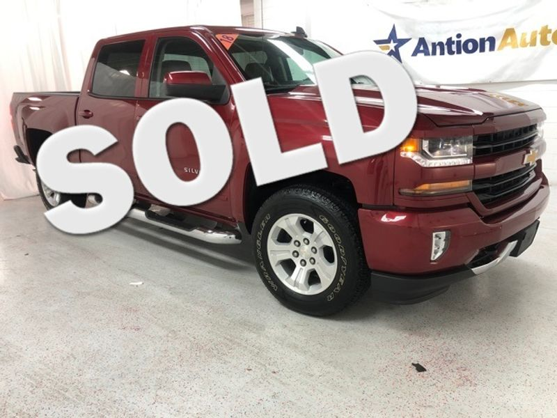 2018 Chevrolet Silverado 1500 LT | Bountiful, UT | Antion Auto in Bountiful UT