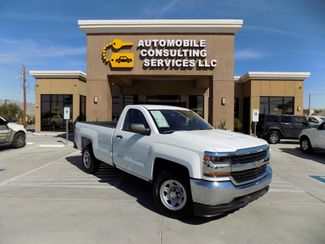 2018 Chevrolet Silverado 1500 Work Truck in Bullhead City, AZ 86442-6452