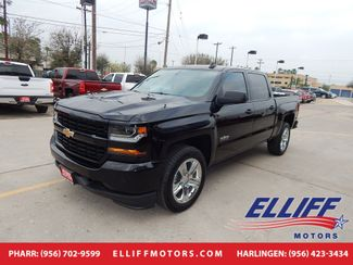 2018 Chevrolet Silverado 1500 Custom Crew Cab in Harlingen, TX 78550