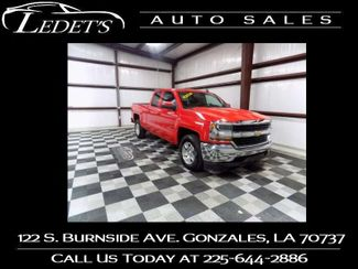 2018 Chevrolet Silverado 1500 LT - Ledet's Auto Sales Gonzales_state_zip in Gonzales