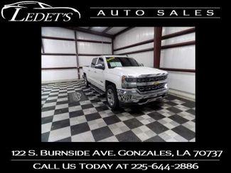 2018 Chevrolet Silverado 1500 LTZ - Ledet's Auto Sales Gonzales_state_zip in Gonzales