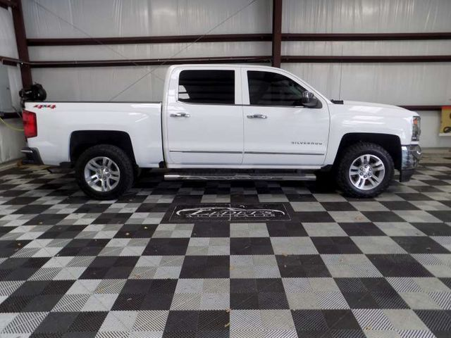 2018 Chevrolet Silverado 1500 LTZ in Gonzales, Louisiana 70737