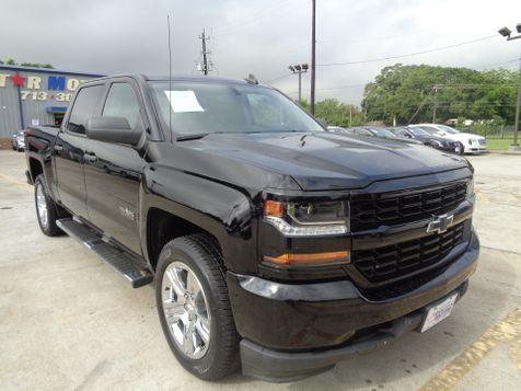 2018 Chevrolet Silverado 1500 Custom in Houston