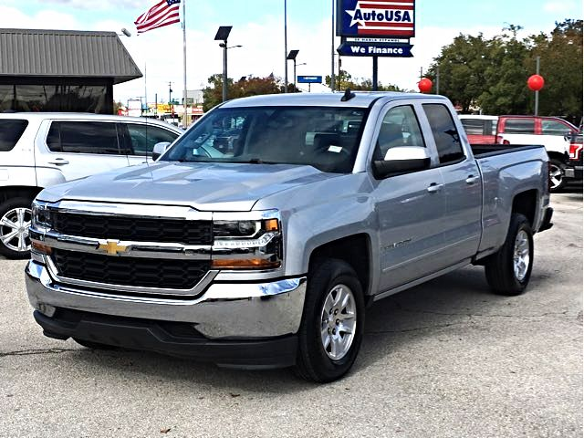 2018 Chevrolet Silverado 1500 in Irving Texas