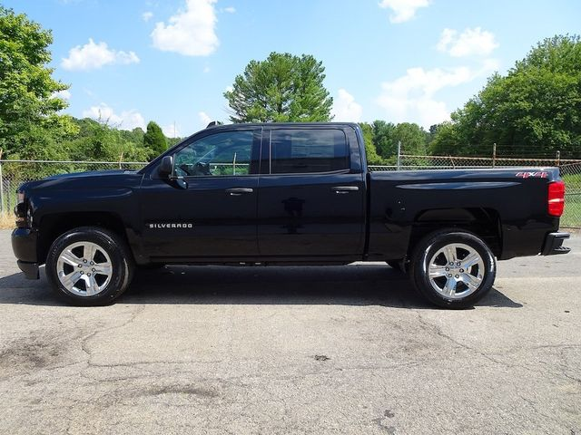 2018 Chevrolet Silverado 1500 Custom Madison, NC 5