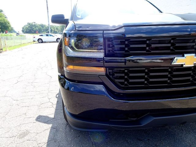 2018 Chevrolet Silverado 1500 Custom Madison, NC 8