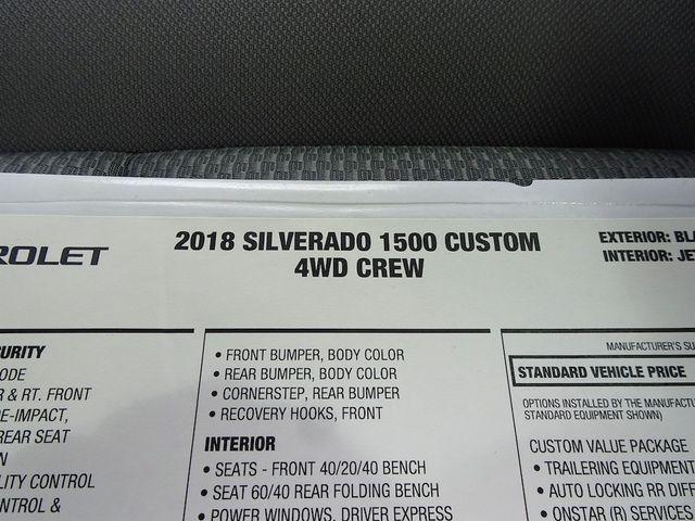 2018 Chevrolet Silverado 1500 Custom Madison, NC 48