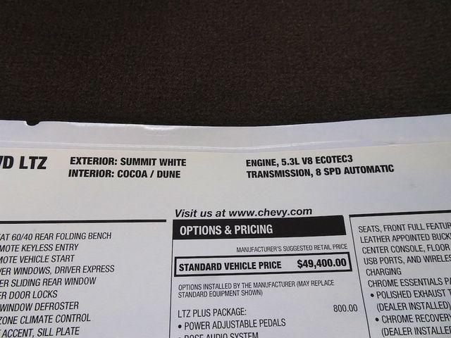 2018 Chevrolet Silverado 1500 LTZ Madison, NC 51