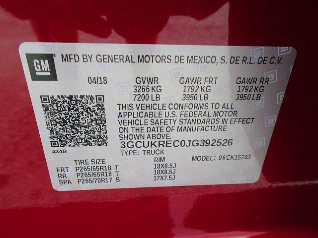 2018 Chevrolet Silverado 1500 LT Madison, NC 55
