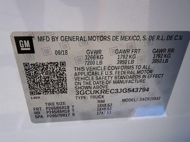 2018 Chevrolet Silverado 1500 LT Madison, NC 57