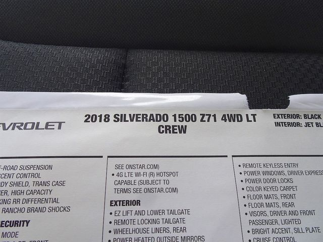 2018 Chevrolet Silverado 1500 LT Madison, NC 47