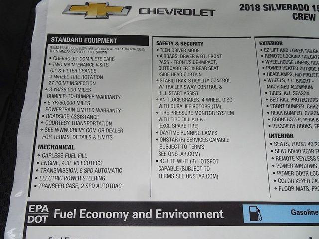 2018 Chevrolet Silverado 1500 LT Madison, NC 47