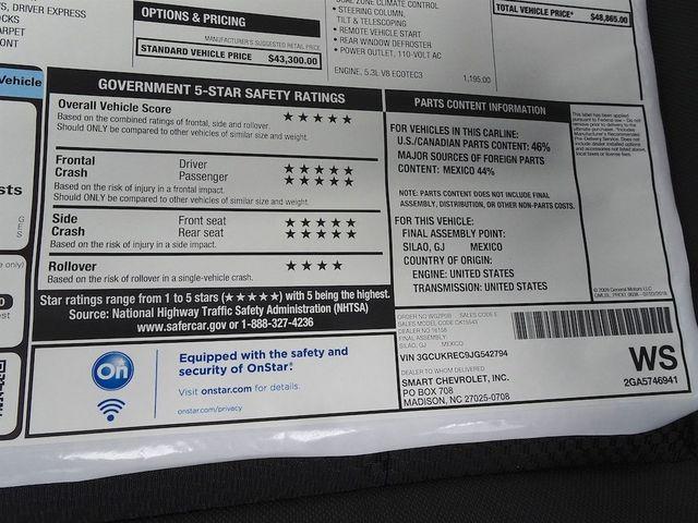 2018 Chevrolet Silverado 1500 LT Madison, NC 51