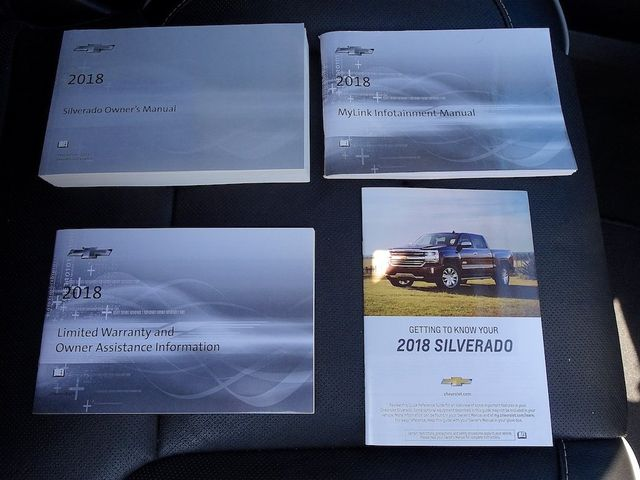 2018 Chevrolet Silverado 1500 High Country Madison, NC 65