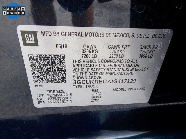 2018 Chevrolet Silverado 1500 LT Madison, NC 53
