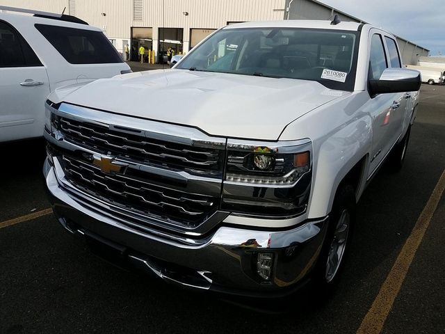 2018 Chevrolet Silverado 1500 LTZ Madison, NC