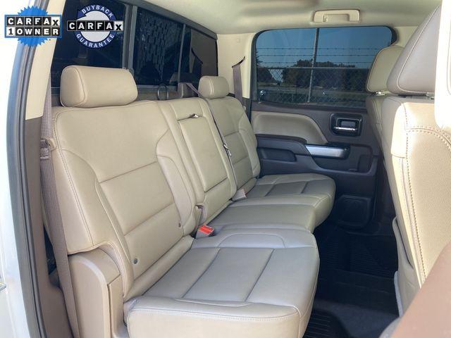 2018 Chevrolet Silverado 1500 LTZ Madison, NC 11