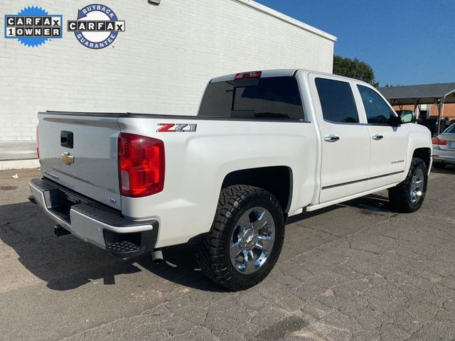 2018 Chevrolet Silverado 1500 LTZ Madison, NC 1