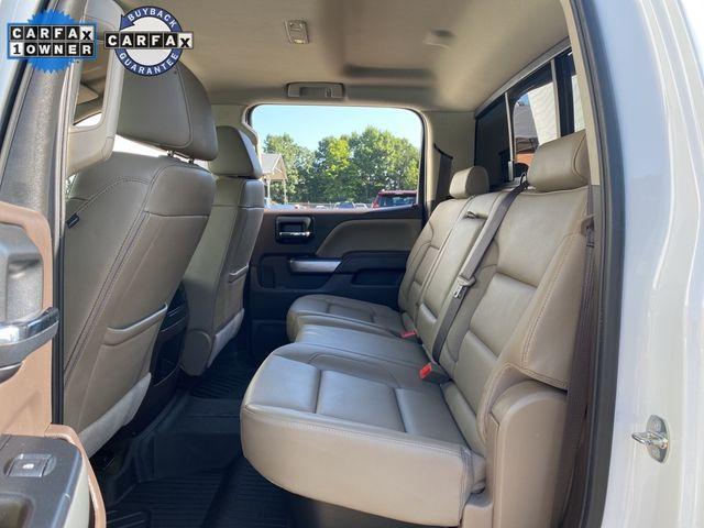 2018 Chevrolet Silverado 1500 LTZ Madison, NC 22