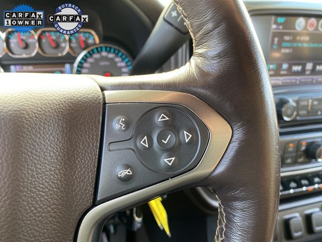2018 Chevrolet Silverado 1500 LTZ Madison, NC 34