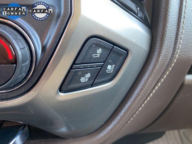 2018 Chevrolet Silverado 1500 LTZ Madison, NC 37