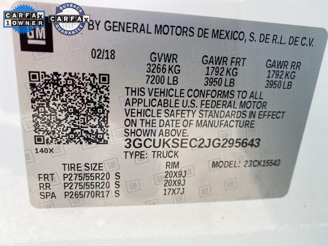 2018 Chevrolet Silverado 1500 LTZ Madison, NC 47