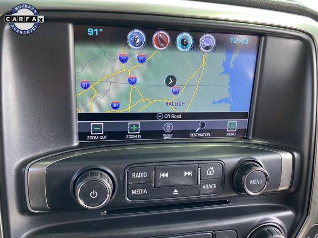 2018 Chevrolet Silverado 1500 LTZ Madison, NC 33