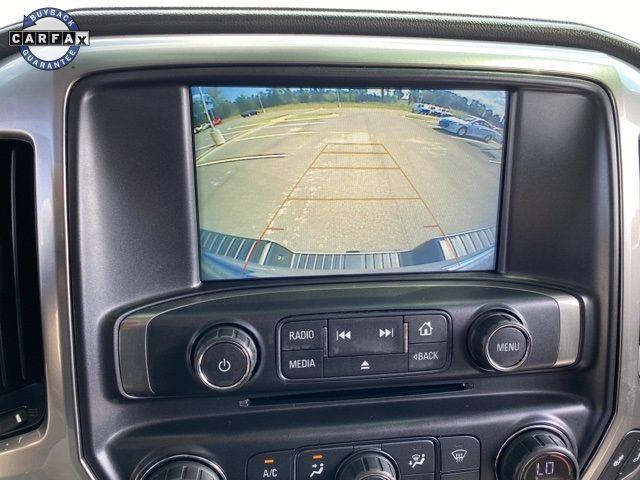 2018 Chevrolet Silverado 1500 LTZ Madison, NC 35