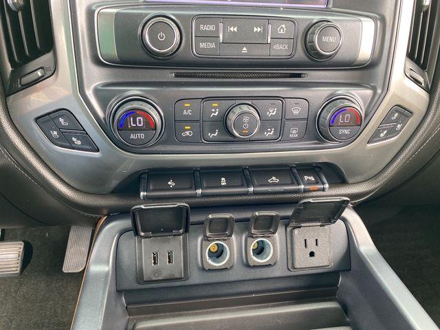2018 Chevrolet Silverado 1500 LTZ Madison, NC 39