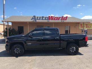 2018 Chevrolet Silverado 1500 Texas Edition in Marble Falls TX, 78654