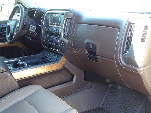 2018 Chevrolet Silverado 1500 LTZ in Marble Falls, TX 78654