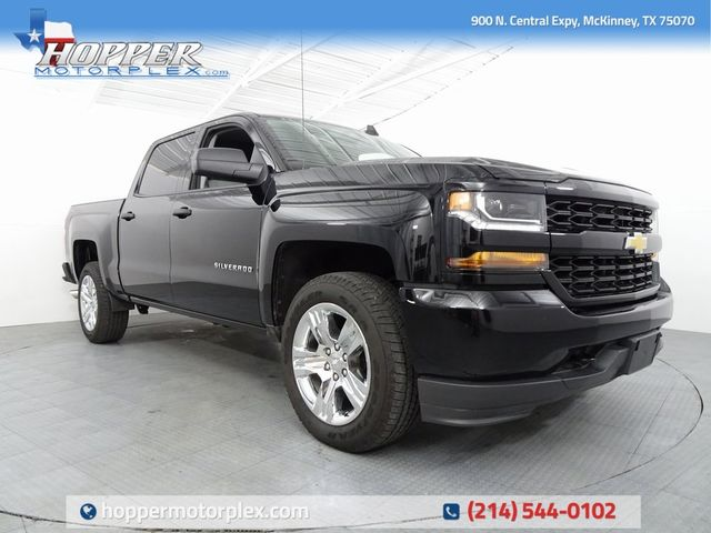 2018 Chevrolet Silverado 1500 Custom in McKinney, Texas 75070
