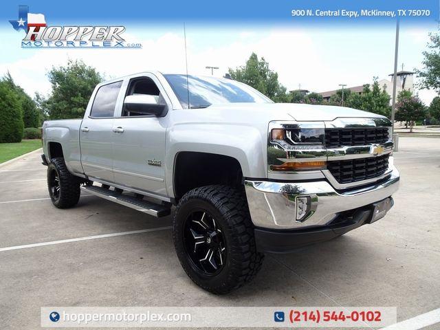 2018 Chevrolet Silverado 1500 LT LIFT/CUSTOM WHEELS AND TIRES