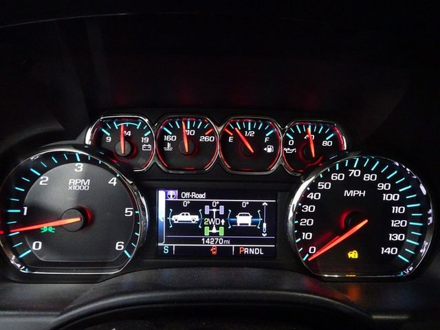2018 Chevrolet Silverado 1500 LTZ 1LZ in McKinney, Texas 75070