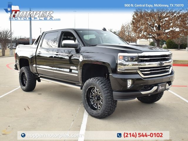 2018 Chevrolet Silverado 1500 High Country NEW LIFT/CUSTOM WHEELS AND TIRES