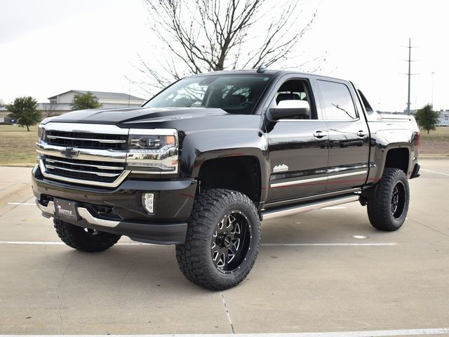 2018 Chevrolet Silverado 1500 High Country NEW LIFT/CUSTOM WHEELS AND TIRES in McKinney, Texas 75070