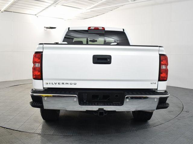 2018 Chevrolet Silverado 1500 LTZ NEW LIFT/CUSTOM WHEELS AND TIRES in McKinney, Texas 75070