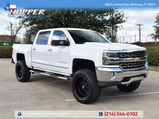 2018 Chevrolet Silverado 1500 LTZ NEW LIFT/CUSTOM WHEELS AND TIRES in McKinney, Texas 75070